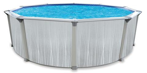 18′ Round 54″ Deep Dubai Above Ground Pool Kit
