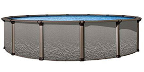 24′ Round 52″ Deep Revelle Above Ground Pool Kit