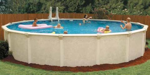 27′ Round 54″ Deep Magnus Above Ground Pool Kit