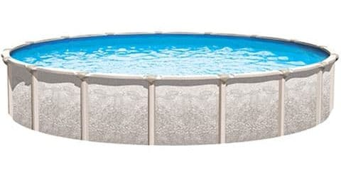 33′ Round 54″ Deep Magnus Above Ground Pool Kit
