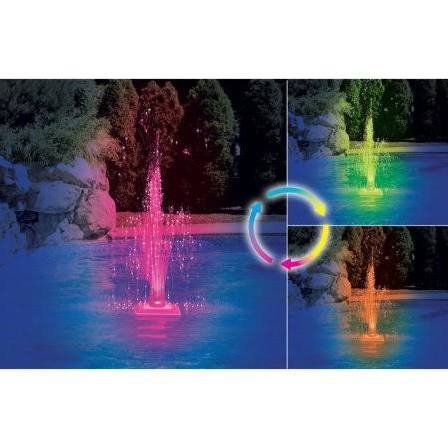 Color Changing LED Pool Fountain