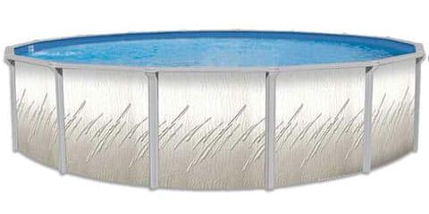 15′ Round 52″ Deep Pretium Above Ground Pool Kit