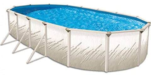 15′ x 24′ Pretium 52″ Deep Oval Above Ground Pool Kit
