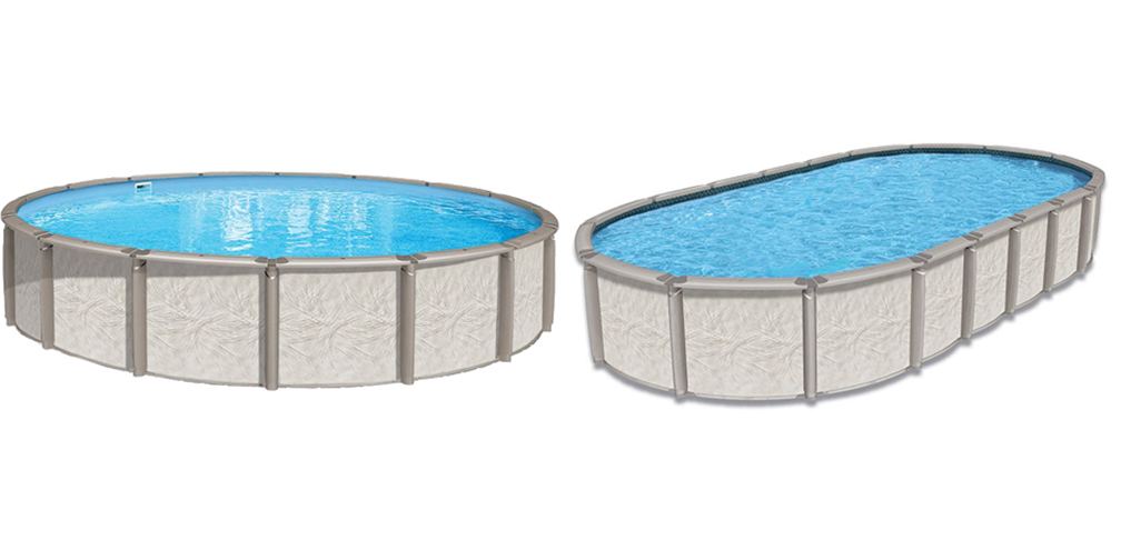 Deluxe Above Ground Pools