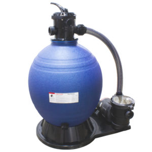 "22"" Excel 1.5HP Sand Filter/Pump"