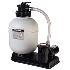"21"" Hayward 1.5HP Sand Filter/Pump"