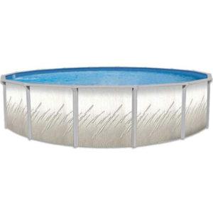 Pretium Round Above Ground Pool