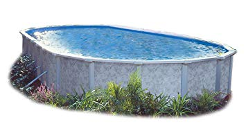 Mystique Oval Above Ground Pool