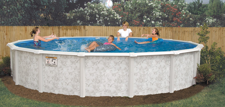 Mystique Round Above Ground Pool
