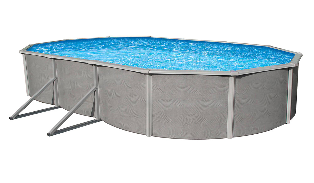 Oval 52 Deep Belize Above Ground Pool Package